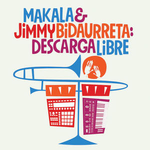 Makala & Jimmy Bidaurreta ´Descarga Libre´ CD