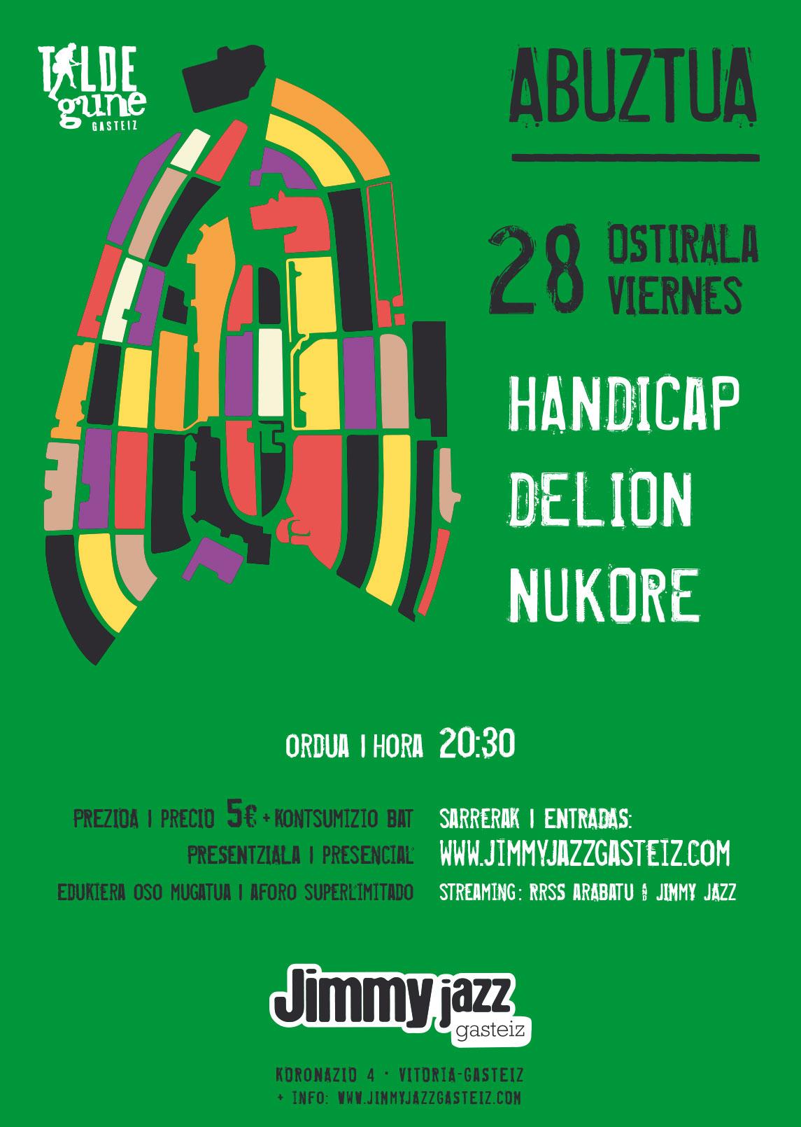 Kontzertuak Gasteizen eta Araban. Conciertos en Vitoria y Alava - Página 9 Cartel-JJ-Taldegune-28-ago-2020